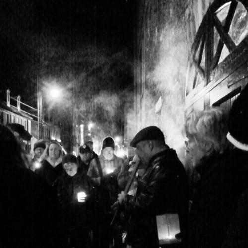 vigil by Michelle Johnsen